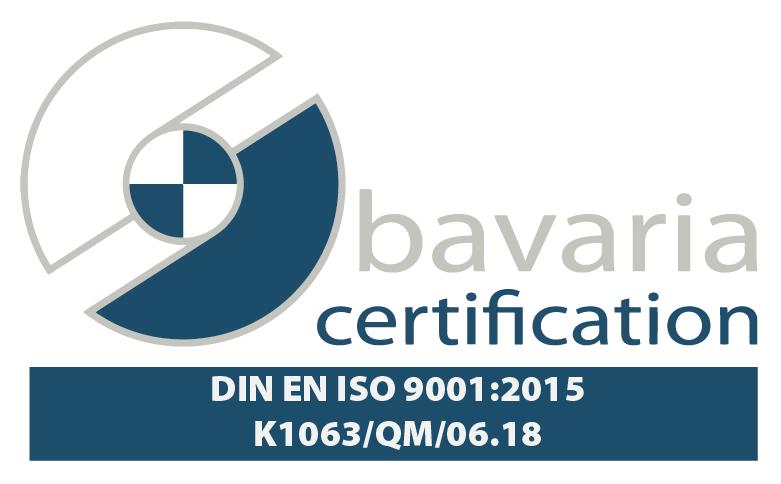 Lutz Pumpen GmbH ist ISO zertifiziert